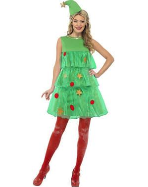 Costum Brad de Crăciun pentru femeie