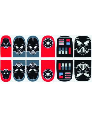 Naklejki na paznokcie Darth Vader