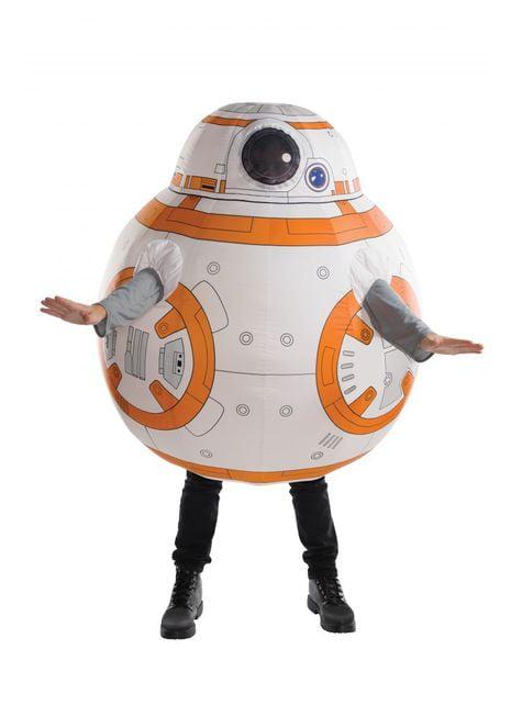 Disfraz hinchable BB-8 Star Wars para adulto