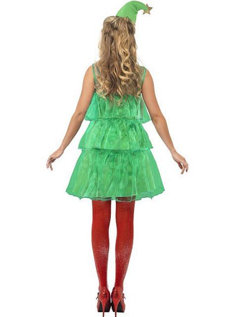 Disfraz de Árbol de Navidad para mujer - original