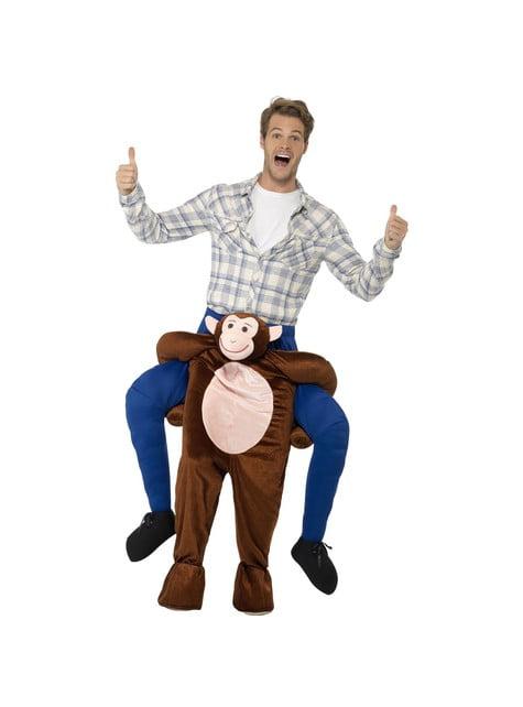 Ο πίθηκος των ενηλίκων με πήρε στη φορεσιά