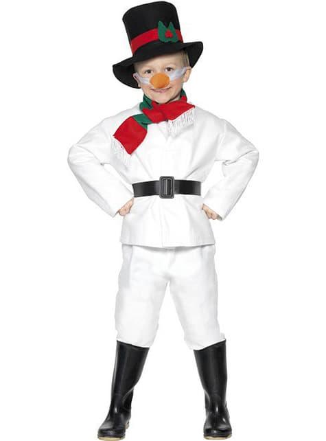 Snowman Toddler Costume