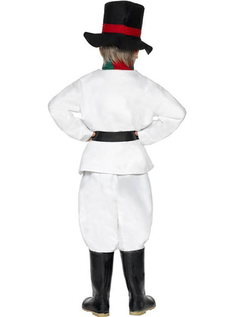 Disfraz de Muñeco de Nieve infantil - original