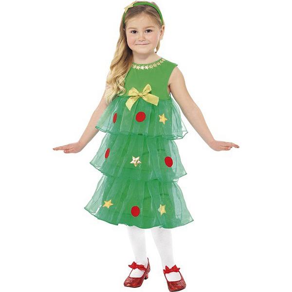 Disfraz de rbol de navidad para ni a navidad - Disfraz de navidad para bebes ...