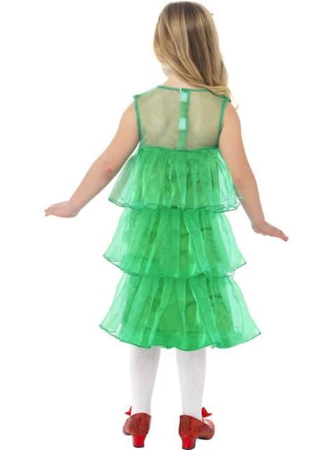 Costum de Brad de Crăciun pentru fată