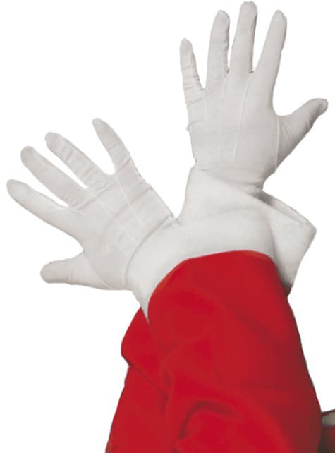 Guantes Papá Noel