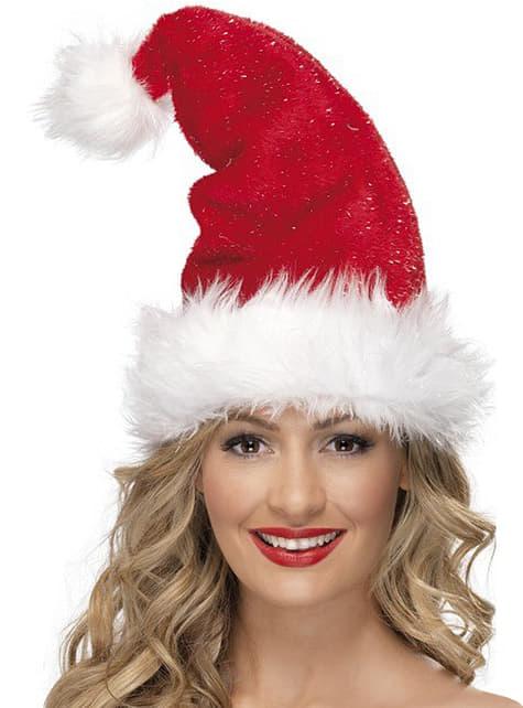 Bonnet Père Noël haut de gamme