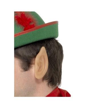 Елфите на ушите