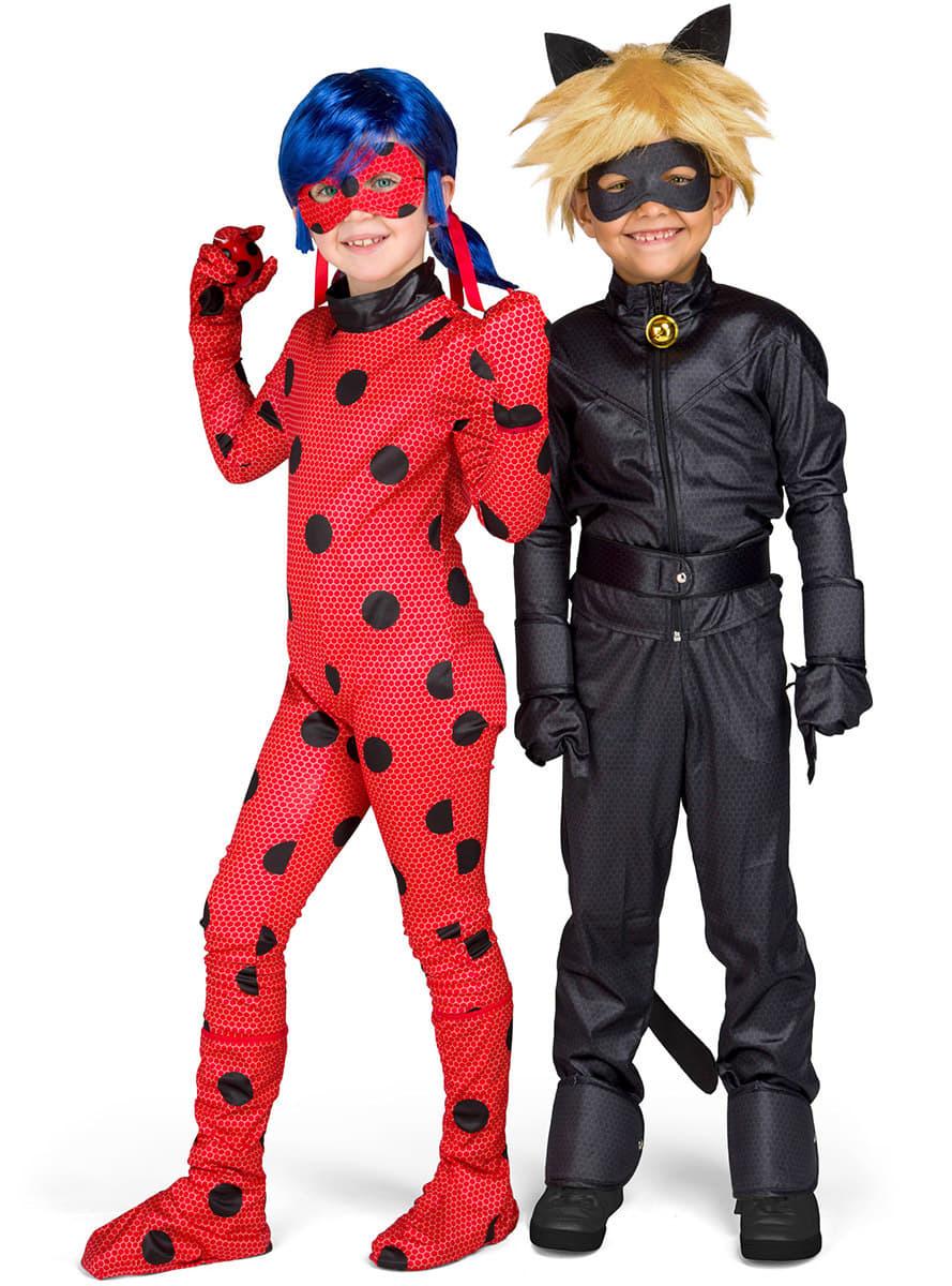 Costume miraculous ladybug classic fille les plus