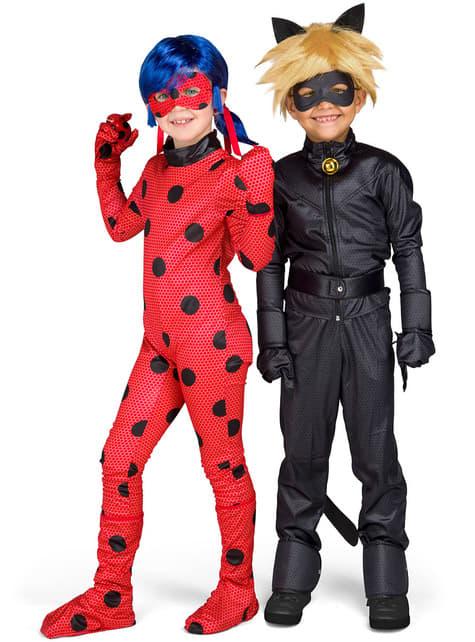 Costum Ladybug classic pentru fată