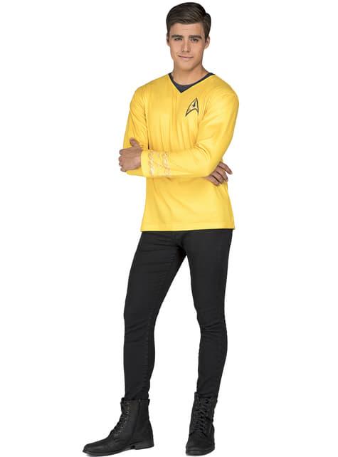 Camiseta de Capitán Kirk Star Trek para adulto
