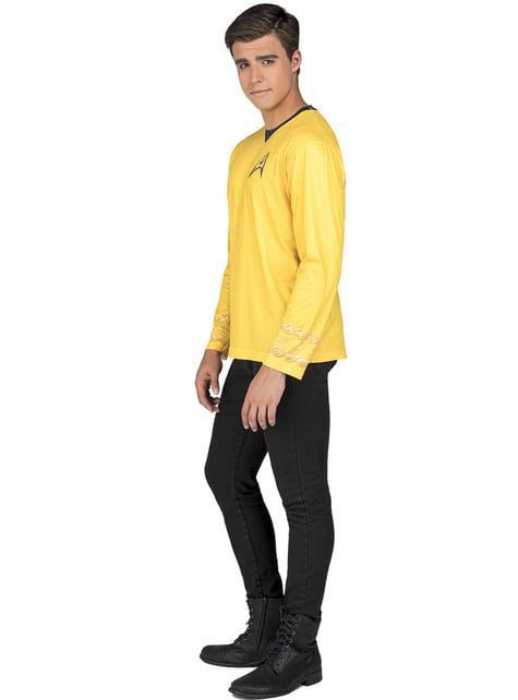 Camiseta de Capitán Kirk Star Trek para adulto - adulto