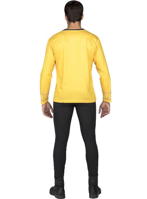 Camiseta de Capitán Kirk Star Trek para adulto - original