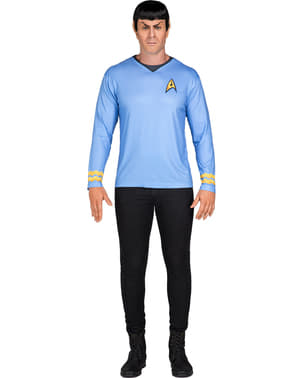 T-shirt Spock Star Trek adulte