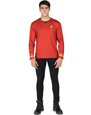 Scotty Star Trek T-skjorte for voksne