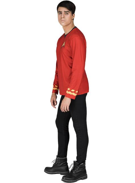 Camiseta de Scotty Star Trek para adulto - hombre