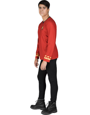 T-shirt Scotty Star Trek adulte