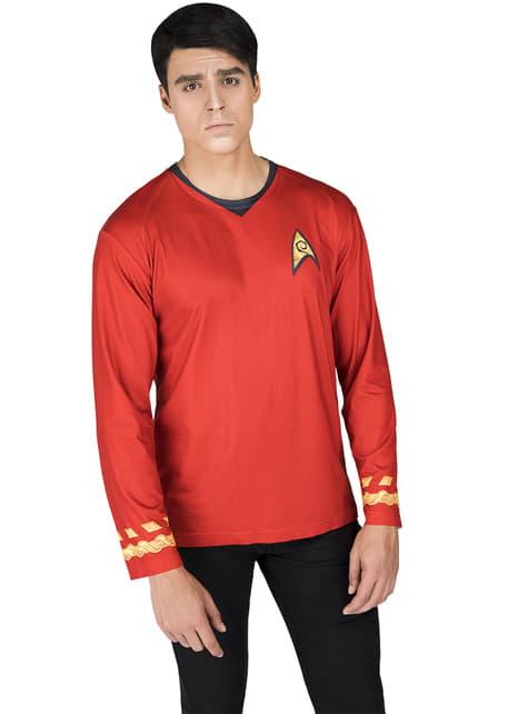 Camiseta de Scotty Star Trek para adulto - original