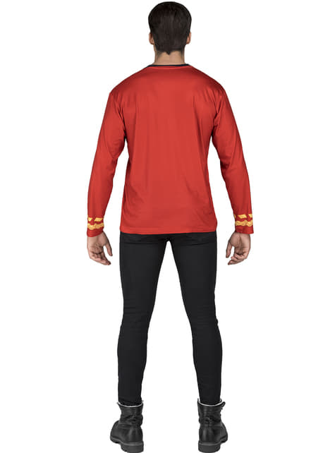 Camiseta de Scotty Star Trek para adulto - traje