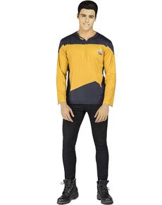 Camiseta de Data Star Trek para adulto