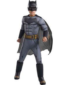 Disfraz de Batman La Liga de la Justicia para niño