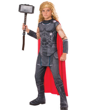 Costum Thor Ragnarok classic pentru băiat