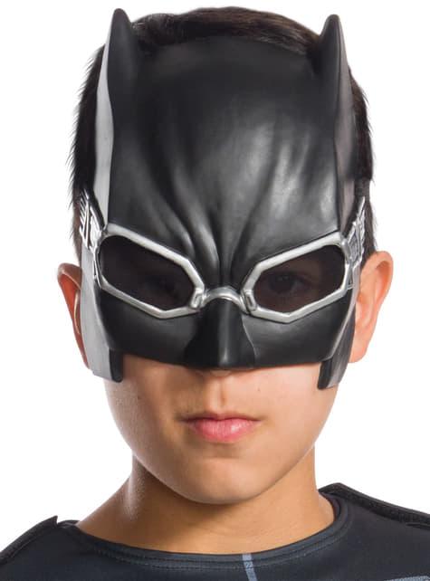 Máscara de Batman La Liga de la Justicia para niño