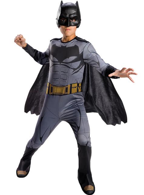 Costum Batman Liga Dreptății classic pentru băiat