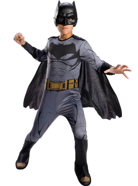 Justice League Batman Costume for boys