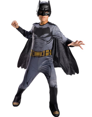 Justice League Batman Costume for boys