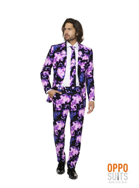 Kostym Galaxy Guy Opposuit för honom