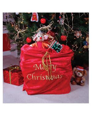 Cadeautjes zak kerst