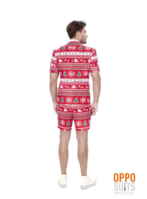 Costum Winter Wonderland Summer Edition Opposuit pentru bărbat
