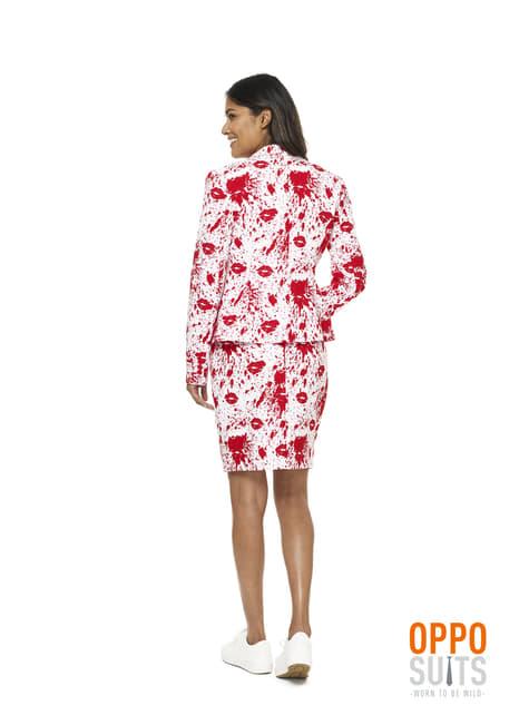 Kostym Bloody Mary Opposuit för henne