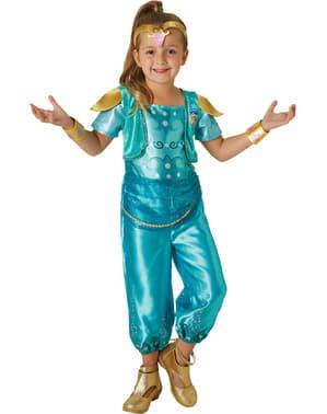 Shimmer and Shine Shine kostume til piger