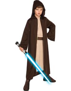 Disfraz de Jedi Star Wars classic infantil
