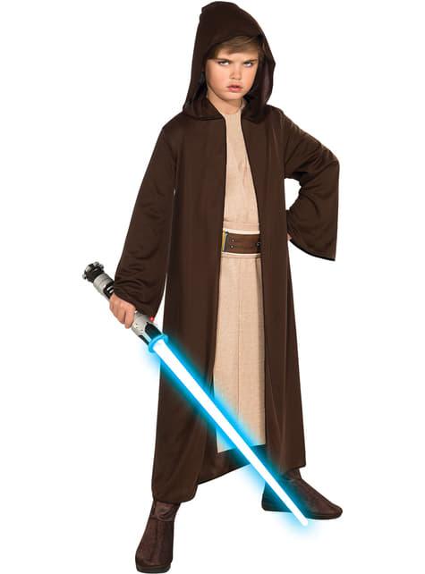 Fato de Jedi Star Wars infantil