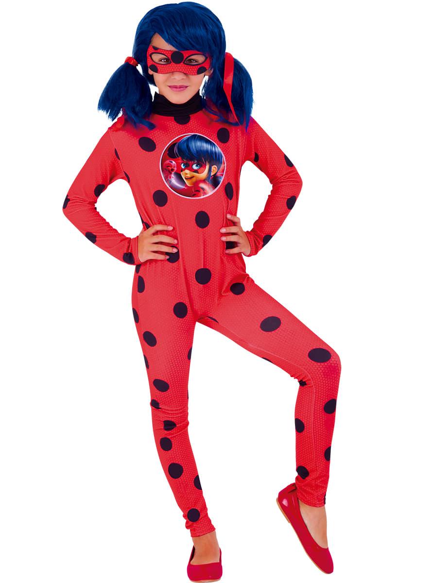 kost m ladybug die abenteuer von ladybug f r m dchen. Black Bedroom Furniture Sets. Home Design Ideas
