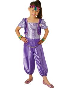 Disfraz de Shimmer Shimmer y Shine para niña