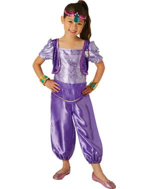 Costume da Shimmer Shimmer and Shine per bambina
