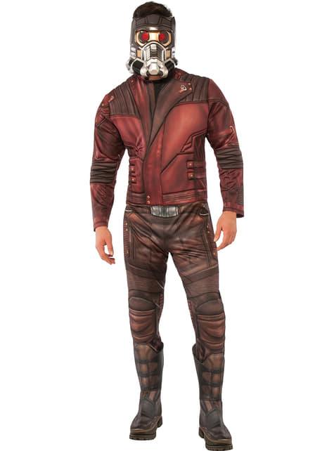 Costum Star Lord Gardienii Galaxiei 2 pentru bărbat