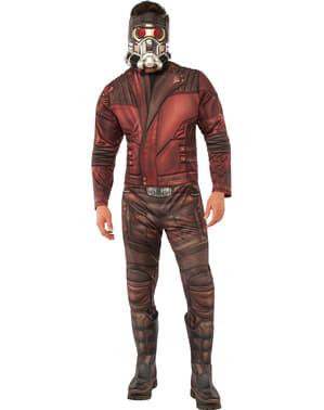 Disfraz de Star Lord Guardianes de la Galaxia 2 para hombre
