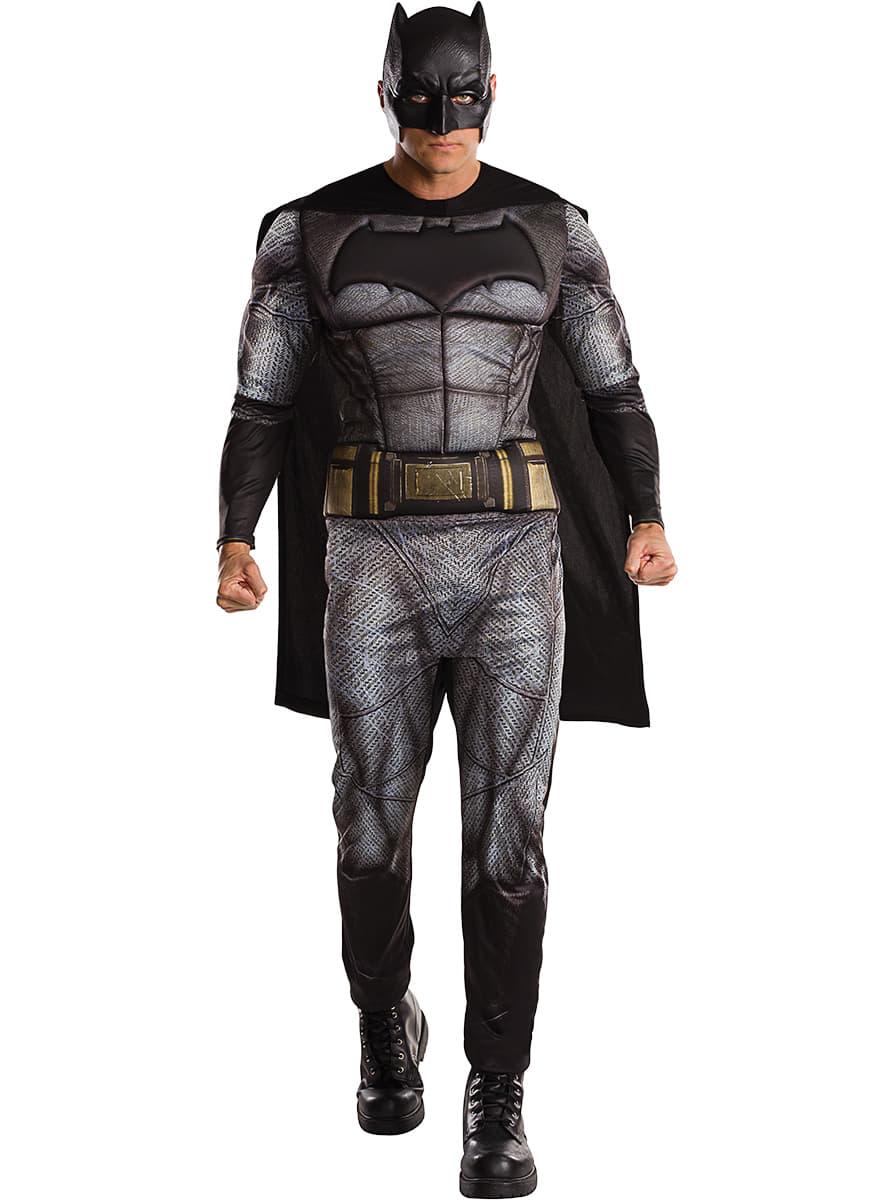 disfraces de batman máscara y traje de batman funidelia