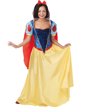 女性のための白雪姫の衣装