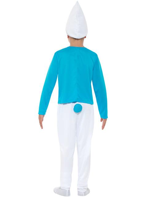 Disfraz de Pitufo infantil - infantil