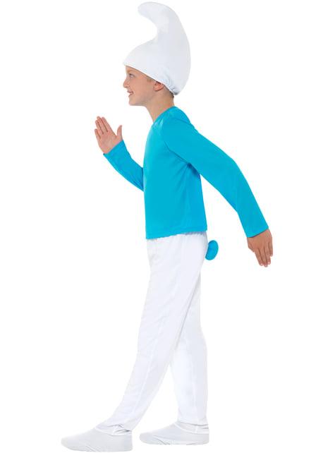 Disfraz de Pitufo infantil - original