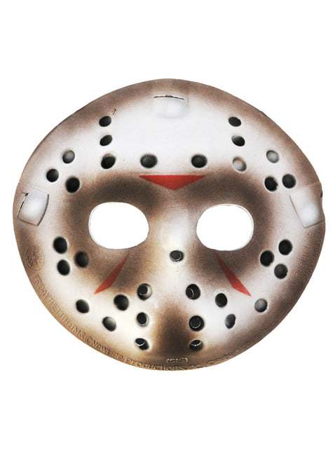 Máscara de Jason Viernes 13 para adulto