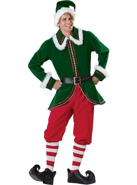 Deluxe elf kostuum