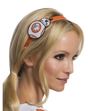 BB8 headband for women