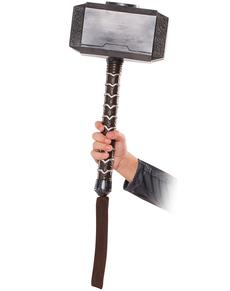 Martillo de Thor Ragnarok para adulto